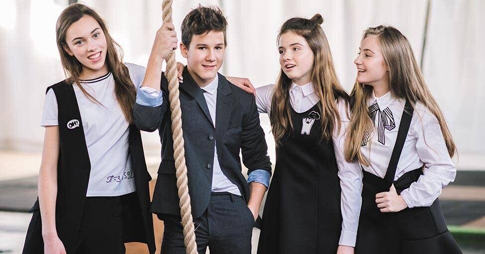 Школьная форма 2017 для девочек и мальчиков. Модные тенденции